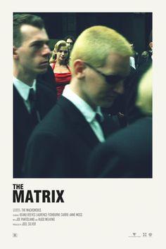 Andrew Sebastian Kwan — The Matrix alternative movie posters Prints...