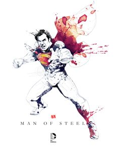 Man of Steel by David Despau