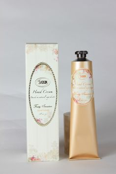 Sabon has a wide selection of on-the-go hand cream, the perfect size to bring around for everyday use!