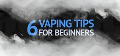 Whether you have already ordered your first vaping setup online or plan to purchase it in the coming days, here are some useful vaping tips for beginners!