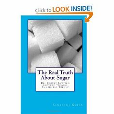 "Dr. Robert Lustig's ""Sugar: The Bitter Truth"" lecture is a YouTube hit. If you are one of the approximately 2 million people who have watched it, then The Real Truth About Sugar is for you. If you haven't yet seen the video, this book is also for you."