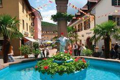 Fountain in Kandern