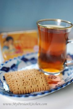 """""""Madar"""" (""""Mother"""") biscuits. (Persian). """"Madar"""" is imprinted on each one in Farsi..."""