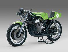 Kawasaki H2R (1972-)