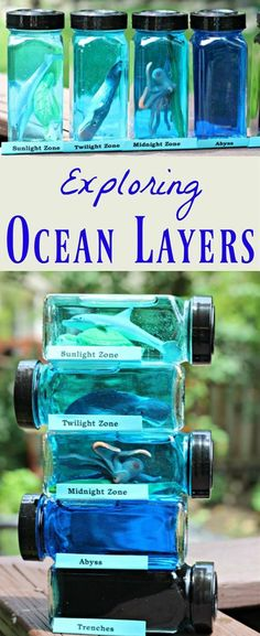 Exploring Layers Of The Ocean