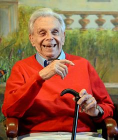 HAPPY 94th BIRTHDAY to MORT SAHL!! 5/11/21 Born Morton Lyon Sahl, American comedian, actor, and social satirist, considered the first modern stand-up comedian since Will Rogers. Sahl pioneered a style of social satire which pokes fun at political and current event topics using improvised monologues and only a newspaper as a prop.