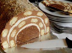 Baking Recipes, Cake Recipes, Dessert Recipes, Desserts, Nutella Cheesecake, Cheesecake Cake, Torte Recepti, Torte Cake, Croatian Recipes