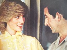March 21, 1983: Prince Charles & Princess Diana visit Alice Springs and Ayers Rock on their 6 week tour of Australia. In Alice Springs they play host to a radio phone- in and answer questions from children all over the outback.