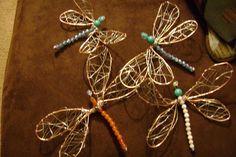 Wire Dragonflies tutorial