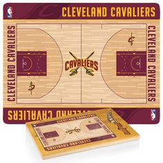 cleveland cavaliers court projection