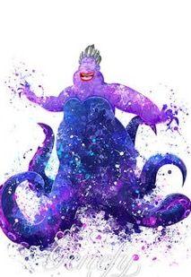 Ursula Watercolor