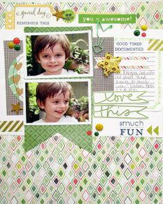 ~love this~ **February Studio AE** by ddobson @Two Peas in a Bucket