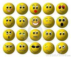 Illustration about Illustration of a set of smileys. Illustration of emotions, orange, eyes - 8759913 Smileys, Emoticons, Photo Stock Images, Stock Photos, 3d Photo, Let's Have Fun, Illustration, Cute Drawings, Dumb And Dumber