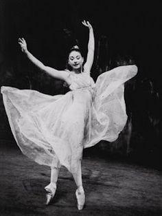Dame Margot Fonteyn as Ondine