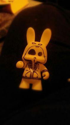 Rabbit Ripper in progress. Draw by Val alias Sorina888