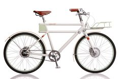 Faraday Porteur with front rack
