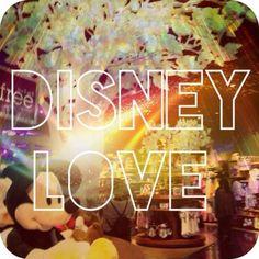 Disney=Love
