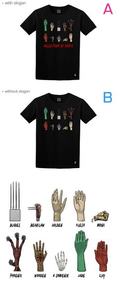 Collection of Han's in Black Force Ten T-Shirt by Preserved Dragons Black Force, Bear Claws, Slogan, Dragons, Shirt Designs, Mens Tops, T Shirt, Collection, Fashion