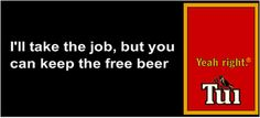 . New Zealand Houses, Free Beer, Beer Brands, All Things New, Billboard, Advertising, Funny, Signs, Poster Wall