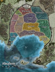 Brennor's RPG Corner › Forums › Site Chatter › Pathfinder Society Organized Play OOC › Official Maps