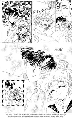 Sailor Moon 30: Infinity 4 - Sailor Uranus/Tenou Haruka, Sailor Neptune/Kaiou Michiru at MangaFox.me
