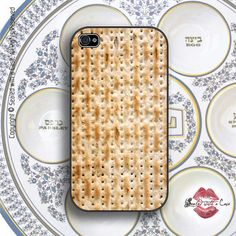 Giveaway: Passover Matzo / Matzah - iPhone Case!