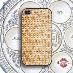 Giveaway: Passover Matzo / Matzah - iPhone Case!