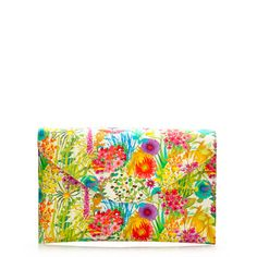 Liberty invitation clutch in Tresco floral // j crew