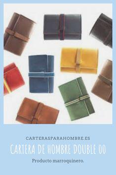 73f042acaa39d Double 00 es una marca española de carteras para hombre que realmente  comenzó su historia hace
