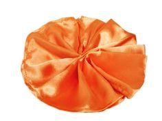 """5 PCS Wholesale Orange Satin Napkins For Wedding Birthday Party Tableware - 20x20"""""""