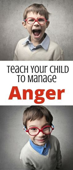 Teach your child the regulatory tools they need to manage their own anger. #parentingadvice
