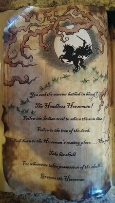 Sleepy Hollow Theme Party - Page 4