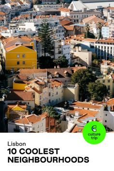 If you're planning a trip to Lisbon, these are the coolest neighbourhoods to visit . . . . #CultureTrip #ForCuriousTravellers #Travel #TravelPlannning #BeautifulPlaces #Portugal #Lisbon #EuropeanDestinations #EuropeanTravel #CityBreakIdeas   📸. Marina Watson Peláez / Culture Trip Beautiful Streets, Beautiful Places, Pink Street, Stone Street, Spain And Portugal, City Break, European Travel, Lisbon, Trip Planning