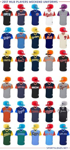 bc5bfed4d 140 Top MLB Uniforms images in 2019