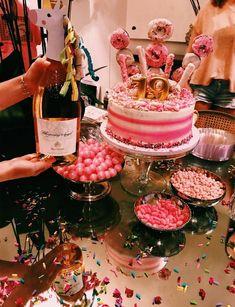 Birthday Goals, Birthday Party For Teens, 18th Birthday Party, Birthday Dinners, Birthday Celebration, 16th Birthday Decorations, Birthday Quotes, Birthday Ideas, Birthday Cards