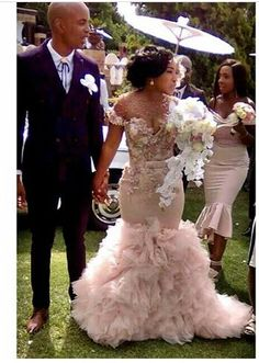 15 Unique Wedding Dresses A Line Fancy Wedding Dresses, Wedding Dress Styles, Wedding Attire, Wedding Bride, Wedding Gowns, Wedding Ideas, Dream Wedding, African Traditional Wedding Dress, African Wedding Dress
