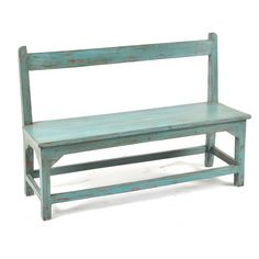 Vintage Indoor School Bench Would love for front entryway