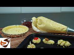 Pasta frolla montata, per biscotti e crostate friabili, adatta anche per la sparabiscotti - Dolci - YouTube Italian Cookies, Italian Desserts, Mini Desserts, Italian Recipes, Pasta, Cookie Recipes, Waffles, Biscuits, Food And Drink