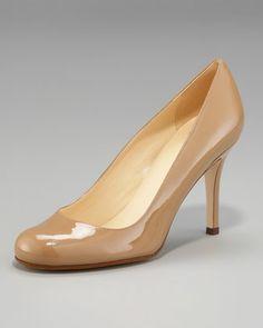 karolina patent pump by kate spade new york at Neiman Marcus. $298