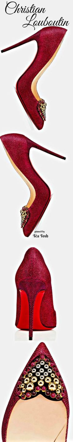 ❇Téa Tosh❇ Christian Louboutin  #RePin by Dostinja - WTF IS FASHION featuring my thoughts, inspirations & personal style -> http://www.wtfisfashion.com/
