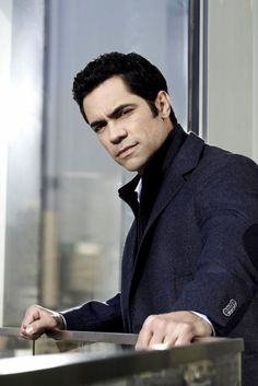Danny Pino as Det. Nick Amaro, Law and Order: Special Victims Unit