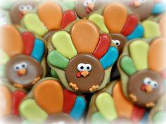 Flour Box Bakery — Turkey Cookies