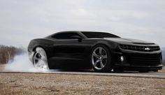 Chevy Camaro 2014 Matte Black - Car Release Date & Reviews
