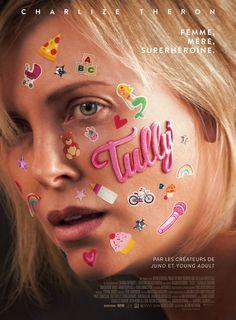 Charlize Theron en mère de famille dans #Tully à découvrir le 27 juin au cinéma.