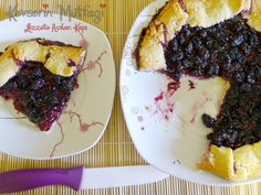 Blackberry Galette Recipe   Turkish Style Cooking