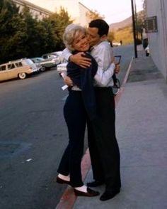 Hug-a-Day!!.... It looks like Doris Day & Tony Randall