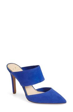 Jessica Simpson 'Chandra' Mule (Women) available at #Nordstrom