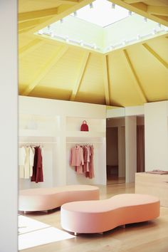 ad613eb05f4 Mansur Gavriel leather store in Los Angeles. Visit houseandleisure.co.za  for more