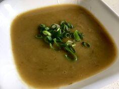 Roasted Leek and Potato Soup Recipe #DrBenKim