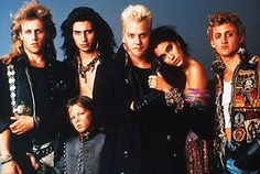 Does no one else wish they could dress like the cast of The Lost Boys every day?
